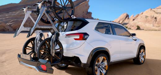 Subaru Viziv Future – 2015
