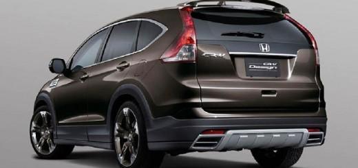 Honda CR-V – 2016