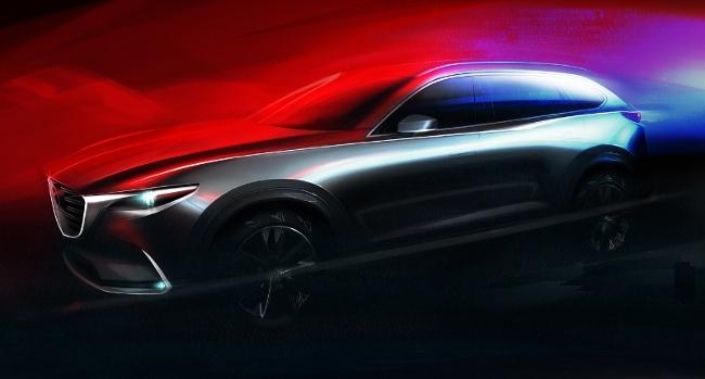 Mazda CX-9, 2016 модельный год