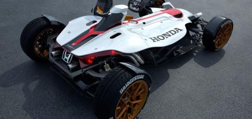 Honda Project 2&4, 2015 год
