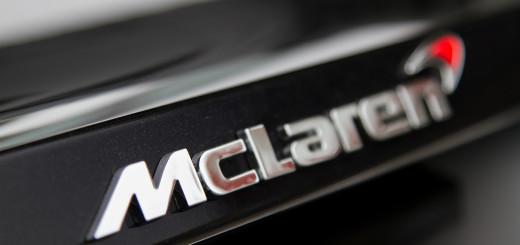 McLaren, логотип