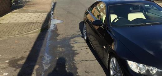 Кто-то делает селфи на фоне BMW 9