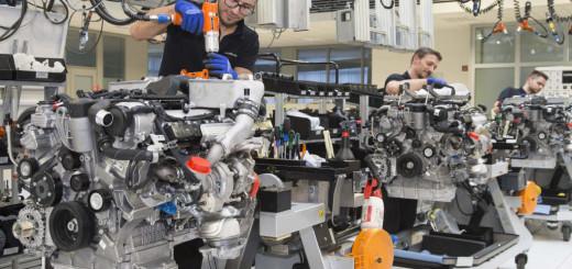 Завод автоконцерна Daimler, 2015 год