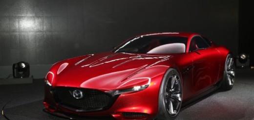Mazda RX-Vision, 2015 год