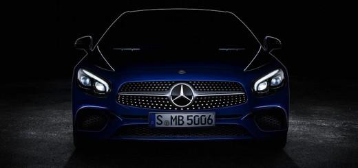 Mercedes-Benz SL-class, 2016