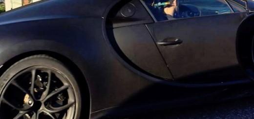Bugatti Chiron, фото из соцсетей