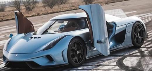 Суперкар Koenigsegg Agera