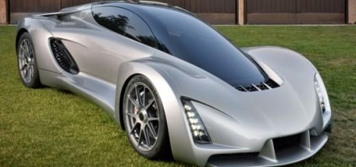 Двухтопливный суперкар Blade, 2015 год