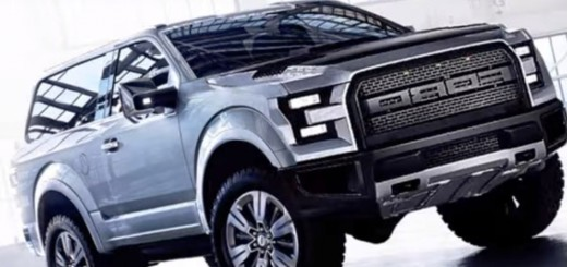 Ford Bronco-2016