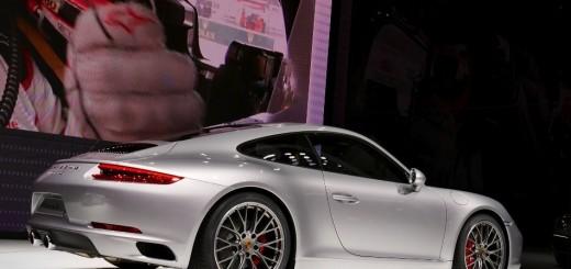Porsche 911 Turbo – 2017
