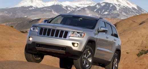 Jeep Grand Cherokee-2012