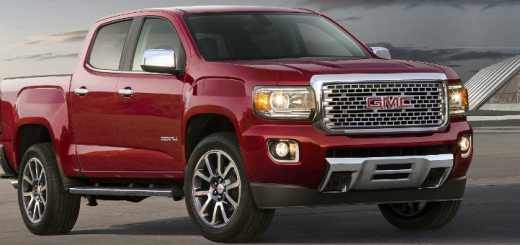 GMC Canyon Denali – 2017