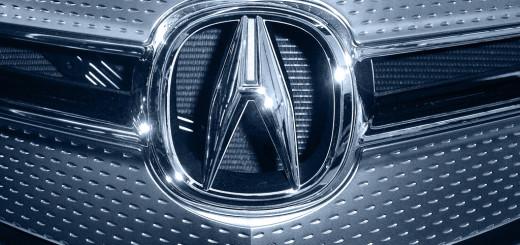 Бренд Acura, логотип
