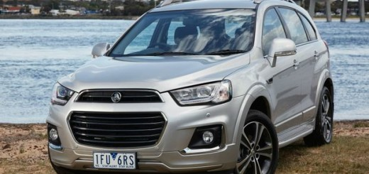 Holden Captiva-2016