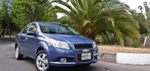 Chevrolet Aveo – 2015