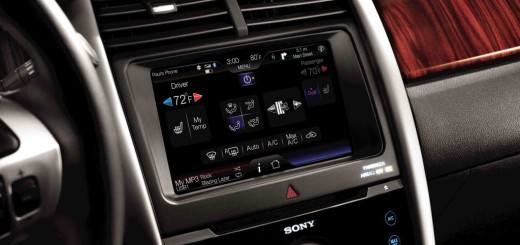 Система MyFord Touch (SYNC 2)