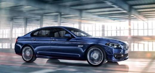 BMW B5 в кузове «седан», 2015 год