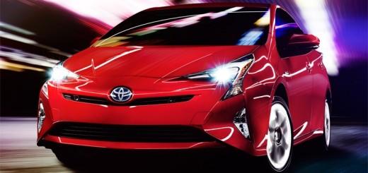 Toyota Prius IV, 2016 модельный год