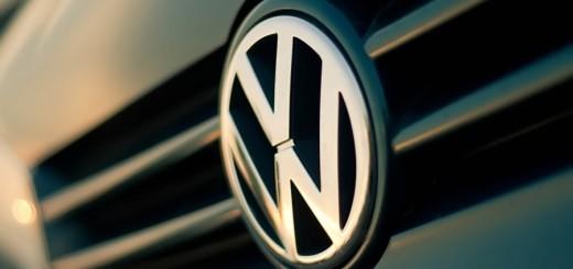 Логотип Volkswagen, литеры V и W