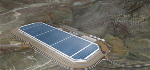 Gigafactory, Tesla Motors, Невада (США)