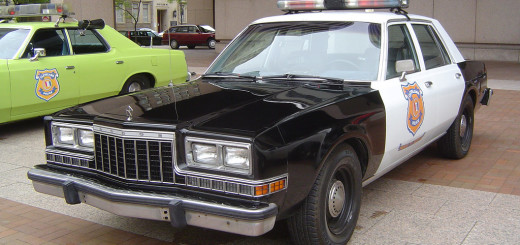 Dodge Diplomat, 1981