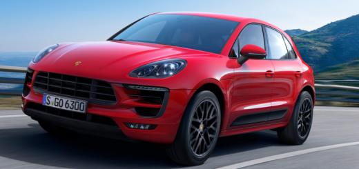 Porsche Macan GTS 2017