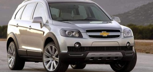 Chevrolet Captiva – 2007