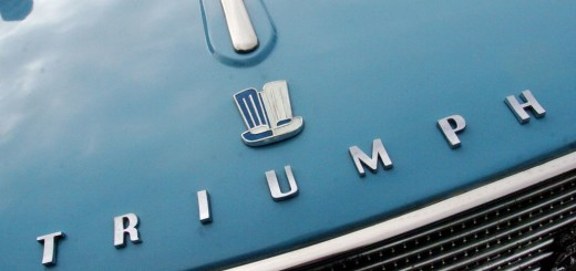 Triumph Vitesse, версия 2,0 litre