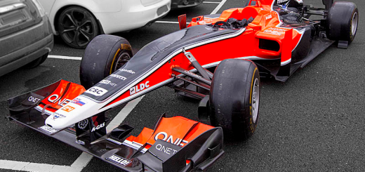 Marussia MR02, болид «Формулы-1»