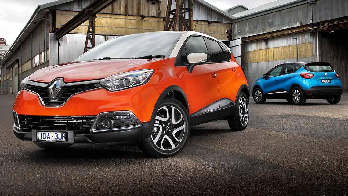 Renault Captur, 2015 год