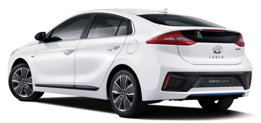 Hyundai IONIQ – 2016