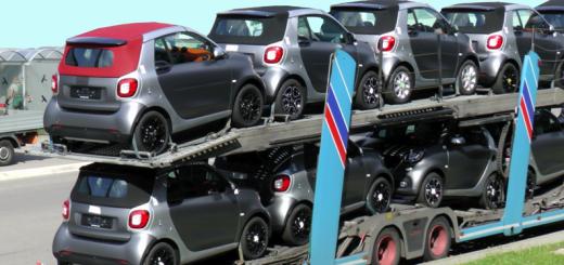 Smart Cabrio – 2016