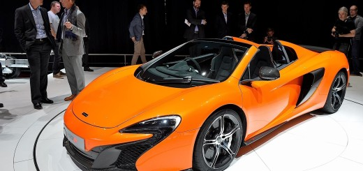 McLaren 650S – 2016