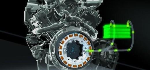 Микрогибридный двигатель Mercedes Smart Fortwo