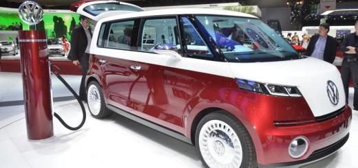Электрокар на базе Volkswagen T5