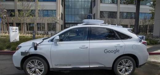 Автономные автомобили Google, 2016 год