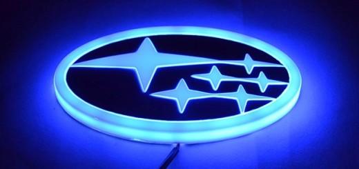 Логотип Subaru
