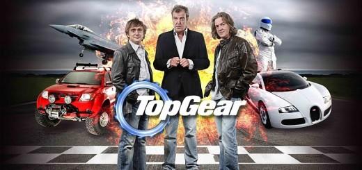 Команда ведущих Top Gear, 2015 год