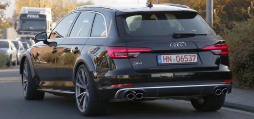 Audi RS4 Avant, 2016 год