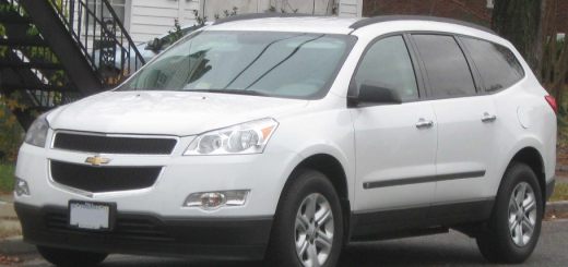 Chevrolet Traverse – 2009