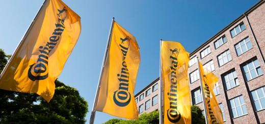Логотип Continental AG