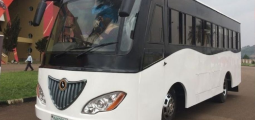 Автобус Kayoola, бренд Kiira Motors