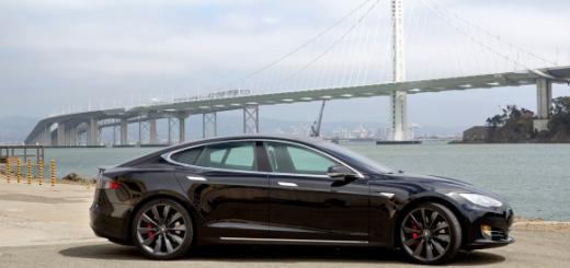 Tesla Model S, P90D