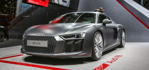 Audi R8 – 2016