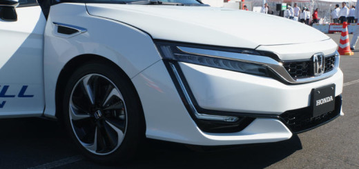 Модель Clarity Fuel Cell, бренд Honda