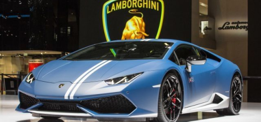 Бренд Lamborghini, модель Huracan LP 610-4 Avio