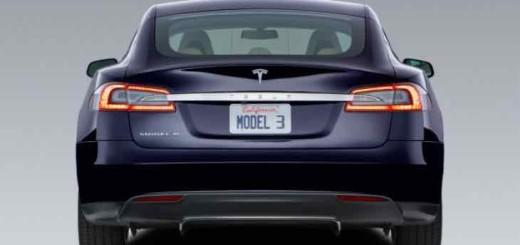 Model 3, Tesla Motors, 2016 год