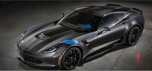 Бренд Chevrolet, модель Corvette Grand Sport