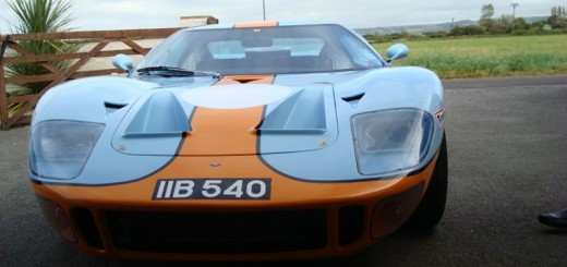 Ford GT 40 – 1972