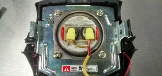Модуль airbag Takata